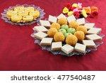 indian sweet pera or pedha... | Shutterstock . vector #477540487