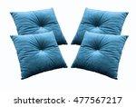 backrest pillow | Shutterstock . vector #477567217