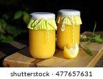 lemon curd | Shutterstock . vector #477657631