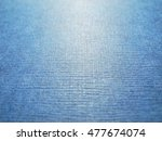 blue fabric background paper | Shutterstock . vector #477674074