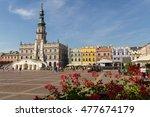 Zamosc  Poland   August 29 ...