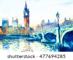 london | Shutterstock . vector #477694285