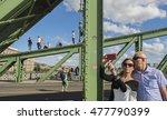 budapest  hungary   july 14 ... | Shutterstock . vector #477790399