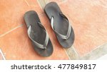men and women sandals  sandals | Shutterstock . vector #477849817