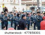 kuala lumpur  malaysia  31... | Shutterstock . vector #477858301