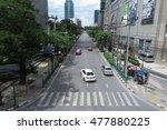 bangkok  thailand   august 31 ... | Shutterstock . vector #477880225