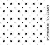 cross patten background. | Shutterstock .eps vector #477885295