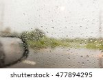 blurred picture of traffic... | Shutterstock . vector #477894295