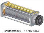rheostat | Shutterstock .eps vector #477897361