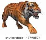 tiger | Shutterstock . vector #47790574