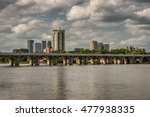 Skyline Of Tulsa  Oklahoma Wit...