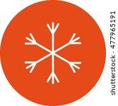 snow | Shutterstock .eps vector #477965191