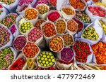 bouquets of flowers at the hong ... | Shutterstock . vector #477972469