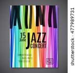 Jazz Music Concert  Background...