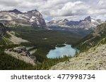lake o'hara   yoho national... | Shutterstock . vector #477998734