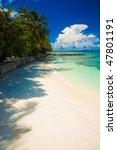 paradise beach | Shutterstock . vector #47801191