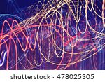 Small photo of Audio Listening Noise Sound Wave Technology background