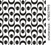water drops seamless pattern ...   Shutterstock .eps vector #478037995