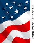 background america   Shutterstock .eps vector #478044511