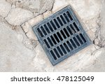 Small Outdoor Storm Drain In...