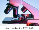 middle part of a microscope | Shutterstock . vector #4781260