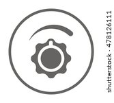 volume  icon . flat design.