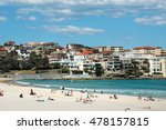 bondi beach  nsw  australia | Shutterstock . vector #478157815