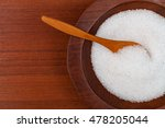 magnesium sulfate  also known... | Shutterstock . vector #478205044