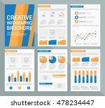 template for multipurpose... | Shutterstock . vector #478234447