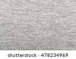 close up of jersey fabric... | Shutterstock . vector #478234969