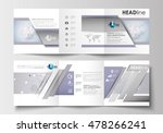 business templates for tri fold ... | Shutterstock .eps vector #478266241