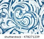 underwater multilayer backdrop... | Shutterstock .eps vector #478271239