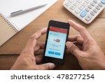 phuket  thailand  aug 18 2016   ...   Shutterstock . vector #478277254