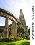 rotonda de los jalisciences... | Shutterstock . vector #47828059