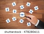 human resources concept   peace ... | Shutterstock . vector #478280611