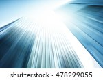panoramic and perspective wide... | Shutterstock . vector #478299055