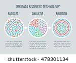 big data vector concept.... | Shutterstock .eps vector #478301134