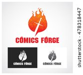 comic symbol. suitable for...   Shutterstock .eps vector #478318447