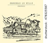 Andorra La Vella  Capital Of...
