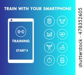train with your smartphone ...