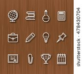 line icons set isolated...
