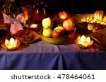 Nocturnal Wedding Feast Held I...