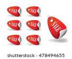 tags  sticker   labels discount ... | Shutterstock .eps vector #478494655