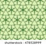 abstract christmas snowflakes.... | Shutterstock .eps vector #478528999