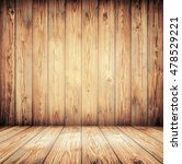 background of brown old natural ... | Shutterstock . vector #478529221