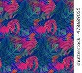 new  bright  stylish pattren...   Shutterstock .eps vector #478689025