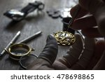 Mechanical Watch Repair