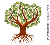vector art illustration of... | Shutterstock .eps vector #478797445