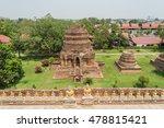 wat yai chai mongkhon | Shutterstock . vector #478815421