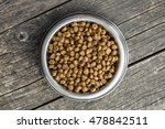 Dried Food For Dogs Or Cats In...